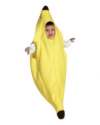 Banan Bebis Maskeraddräkt-Maskeradspecialisten.se