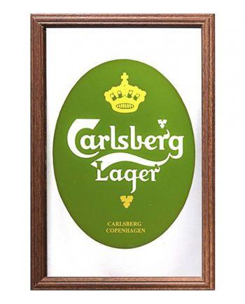 Barspegel Carlsberg Lager-Maskeradspecialisten.se