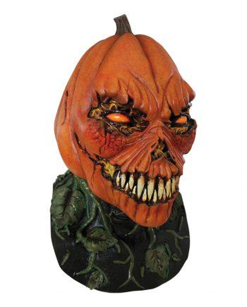 Besatt Pumpa Mask - One size - Maskeradspecialisten.se