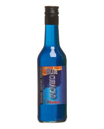 BarKing Blue Curacao - 35 cl - Maskeradspecialisten.se
