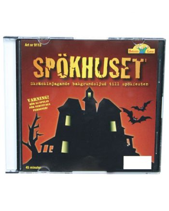 CD med Spökljud - Maskeradspecialisten.se