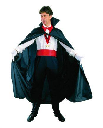 Draculacape - One size - Maskeradspecialisten.se