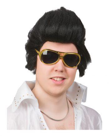 Elvis Budget Peruk - One size - Maskeradspecialisten.se