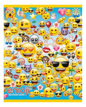 Emoji Kalaspåsar - 8-pack - Maskeradspecialisten.se