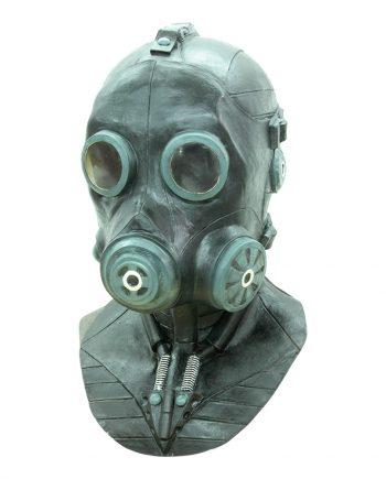 Gasmask Deluxe - One size - Maskeradspecialisten.se