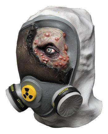 Gasmask Zombie Deluxe - One size - Maskeradspecialisten.se