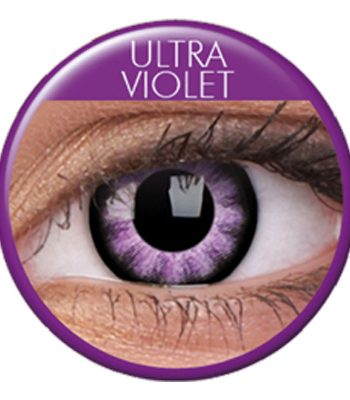 Glamourlinser Ultra Violet - Maskeradspecialisten.se
