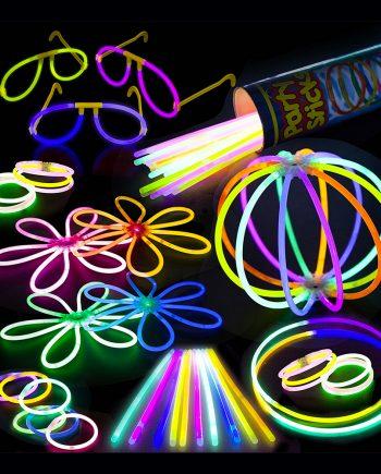 Glowsticks Partypack - Maskeradspecialisten.se