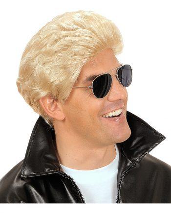 Grease Blond Peruk - One size - Maskeradspecialisten.se