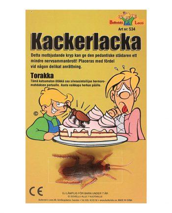 Kackerlacka - Maskeradspecialisten.se