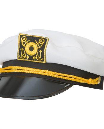 Kaptenshatt - One size - Maskeradspecialisten.se