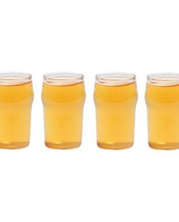 Öl Shotglas - 4-pack - Maskeradspecialisten.se