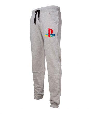 PlayStation Logo Mjukisbyxor-Maskeradspecialisten.se