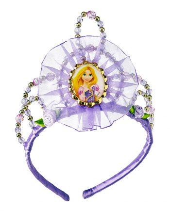 Rapunzel Diadem - One size - Maskeradspecialisten.se