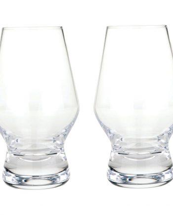 Raye Crystal Scotch Whiskyglas - 2-pack - Maskeradspecialisten.se