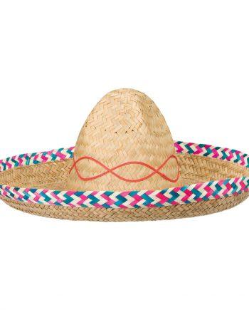 Sombrerohatt - One size - Maskeradspecialisten.se