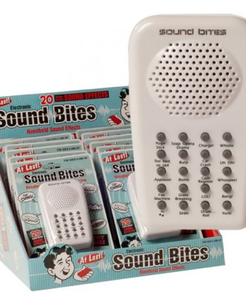 Sound Bites Ljudmaskin - Maskeradspecialisten.se
