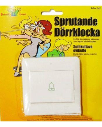Sprutande Dörrklocka-Maskeradspecialisten.se