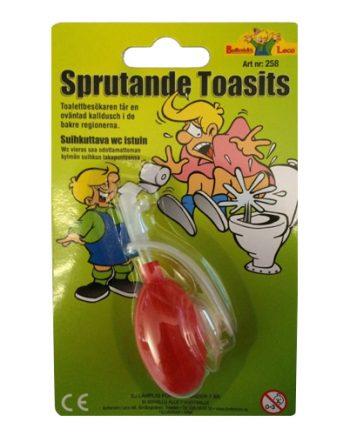 Sprutande Toasits - Maskeradspecialisten.se
