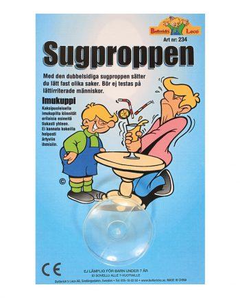 Sugproppen - Maskeradspecialisten.se