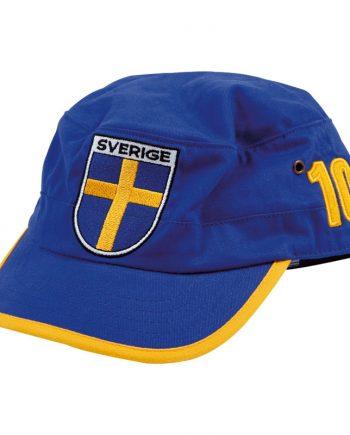 Sverigekeps - One size - Maskeradspecialisten.se