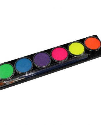 UV Neon Vattenfärg-Maskeradspecialisten.se