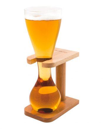 Yard of Ale 3/4 Ölglas med Ställ-Maskeradspecialisten.se