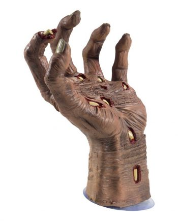 Avhuggen Zombiehand Prop - Maskeradspecialisten.se