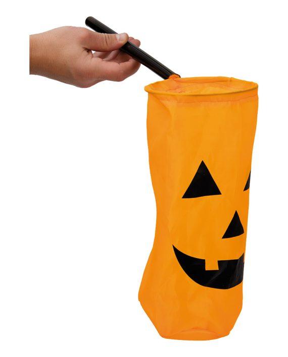 Halloweenhåv för Godis Pumpa - Maskeradspecialisten.se