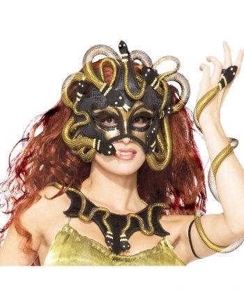 Kraghalsband Medusa - Maskeradspecialisten.se
