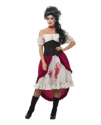 Viktoriansk Halloween Maskeraddräkt - Large - Maskeradspecialisten.se